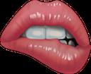:lipbite: